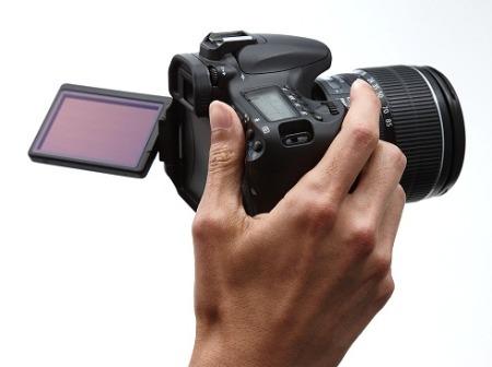 Canon EOS 60D Zwart